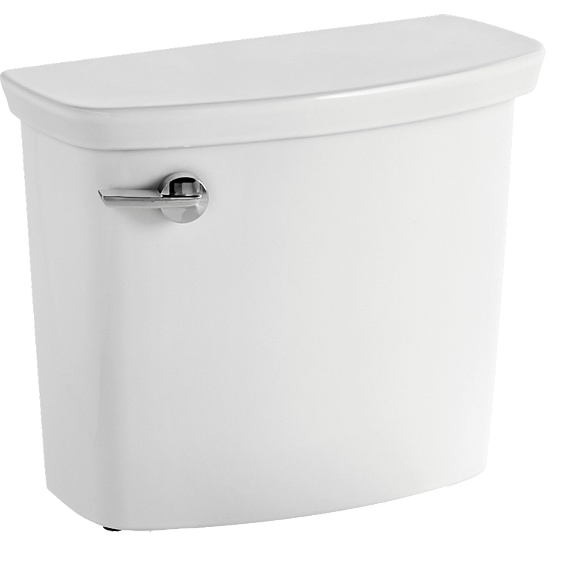 American Standard 4385A114.020 Vormax 1.0 Gpf/3.8 Lpf Complete with Coupling Components and Tank Trim, White
