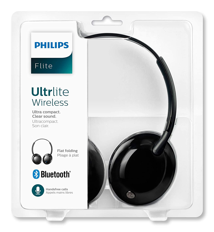 Philips SHB4405BK/00 Bluetooth Headphones