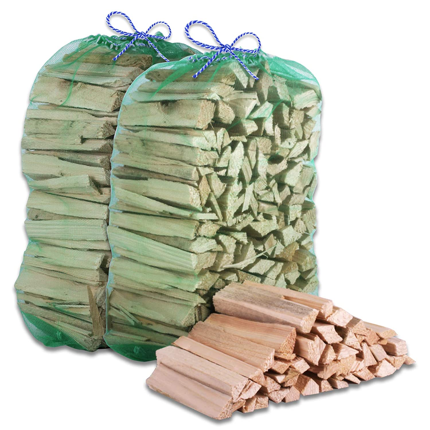 BBQ /& Ovens Wood Burners 6KG /& Tigerbox Safety Matches Open Fires Tigerbox/® High Quality Wooden Kindling Stoves Ideal for Fire Starting