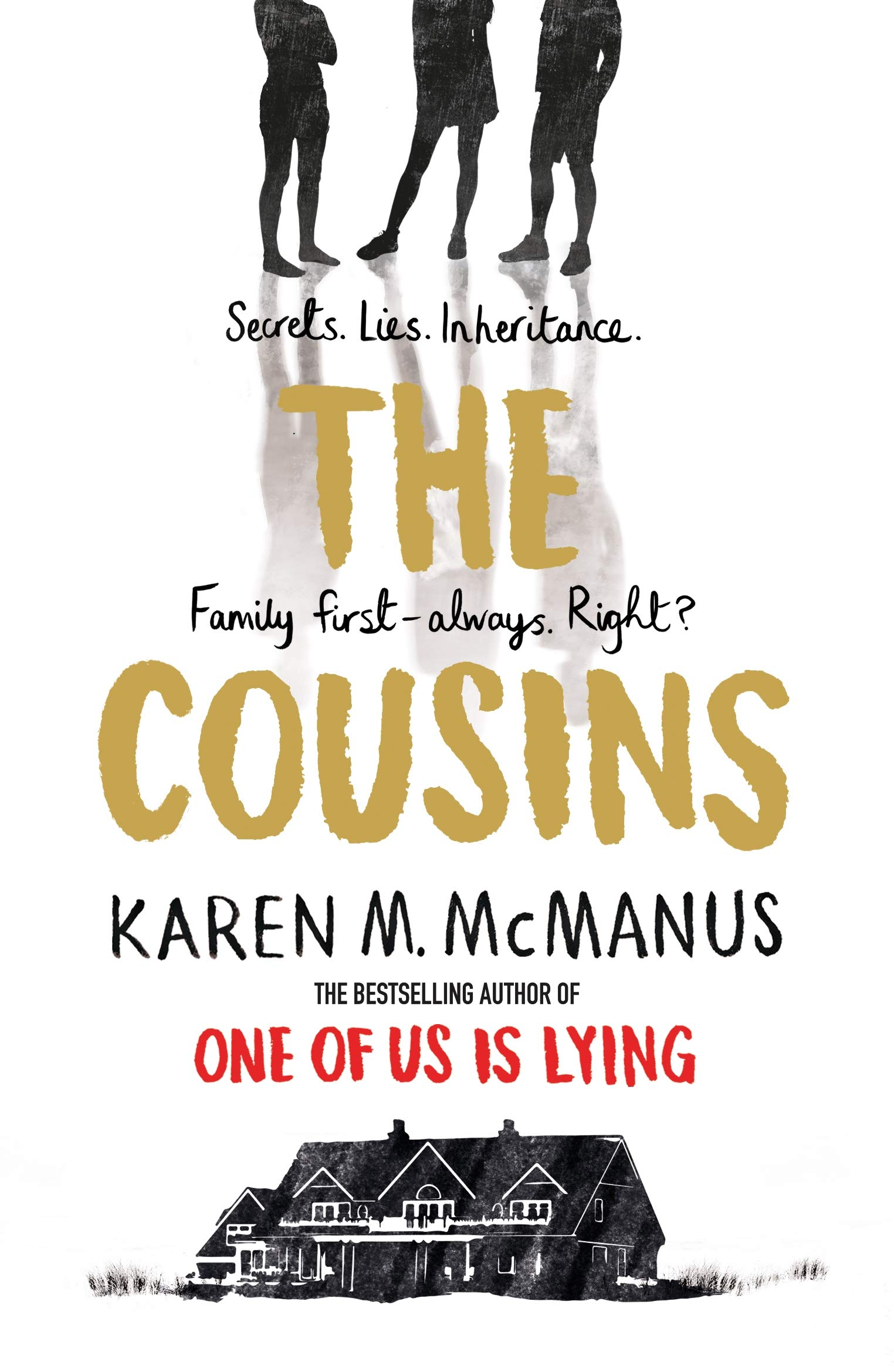 Buy The Cousins Book Online at Low Prices in India | The Cousins Reviews &  Ratings - Amazon.in