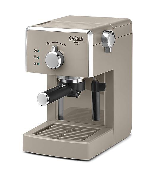 Gaggia Viva Chic Cappuccino - Cafetera manual (1025 W, ABS ...