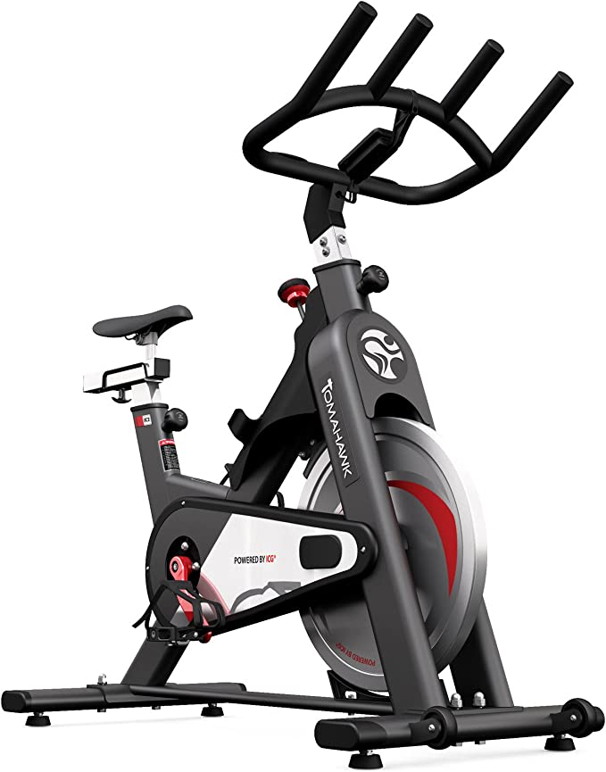 Tomahawk IC1 Indoor Bike + accesorios (sucesor Home Serie): Amazon ...