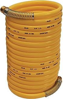 3//8 ID x 5//8 OD 300 Coil 3//8 ID x 5//8 OD 300/' Coil Dixon IBR0609 Imported Clear PVC Braided Tubing