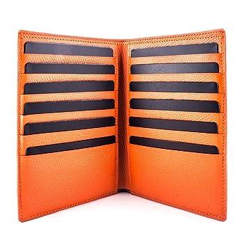 abp concept magellan, Herren Geldbörse Orange orange: Amazon