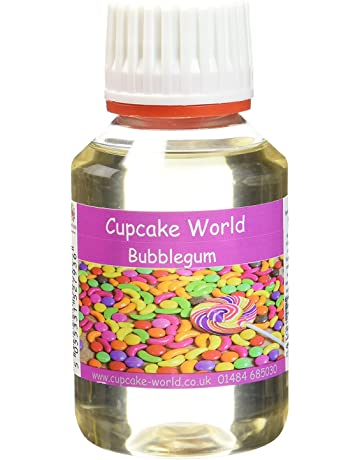 Cupcake World Aromas Alimentarios Intenso Chicle - 100 ml