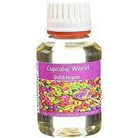 Cupcake World Aromas Alimentarios Intenso Chicle - 100 ml