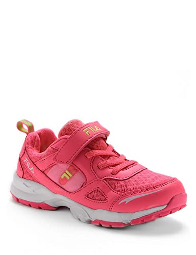 c734ab8eb6ba FILA Memory Dynamo 2 Running Shoes Pink in Size UK 11 Little Kid ...