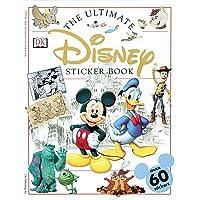 Image for Disney: Ultimate Sticker Book (Ultimate Sticker Books)