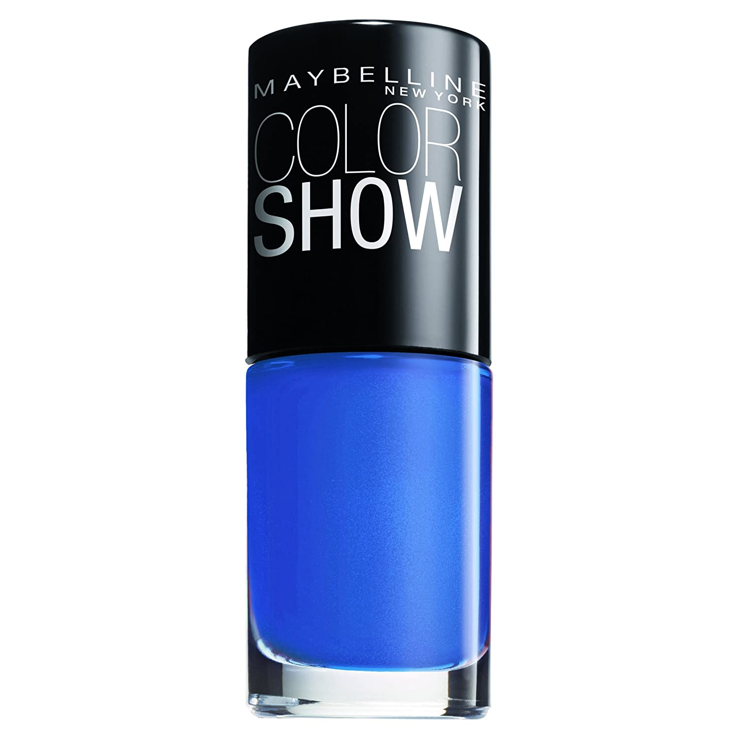 Maybelline New York Color Show Smalto Asciugatura Rapida, 6 Bubblicious 30097186