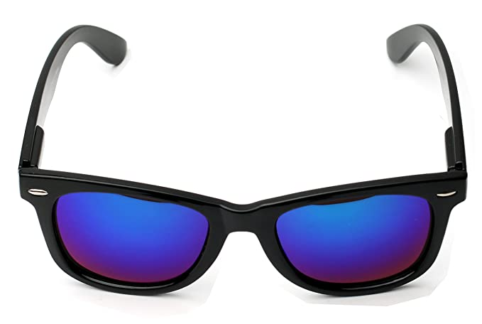 Amazon.com: Vintage Wayfarer anteojos de sol clásico 80 S ...