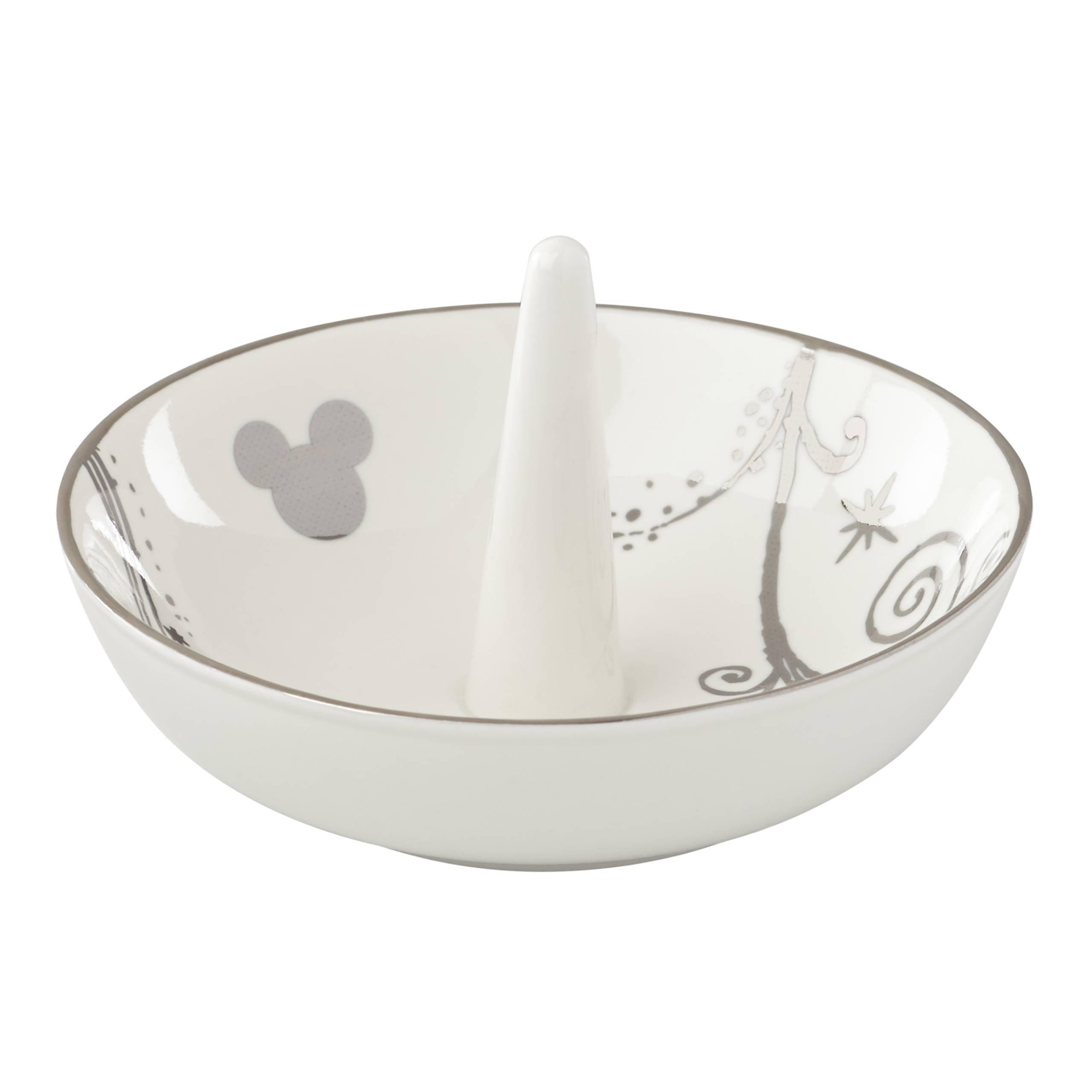 Lenox 853675 Classics Disney's Mickey & Minnie True Love Ring Holder by