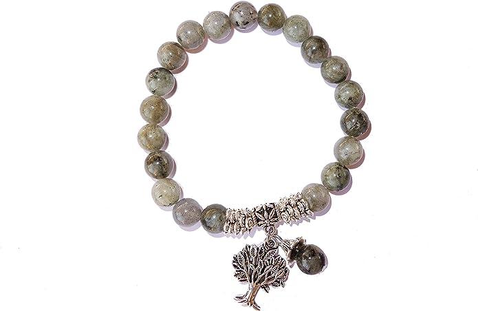 CSJA Jewellery* Store Bracelet Labradorite Arbre de Vie