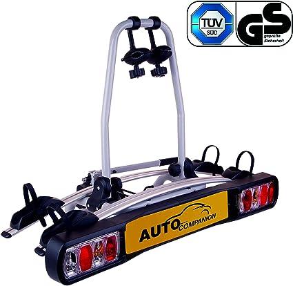 Auto Companion - Soporte para bola de remolque con plataforma ...
