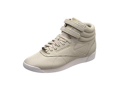 F/S HI Muted, Zapatillas de Deporte para Mujer, Beige (Sandstone/White 000), 39 EU Reebok