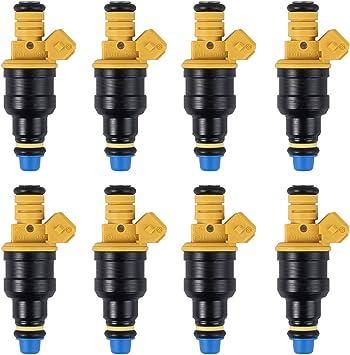 FidgetFidget Fuel Injector Top Hat Adapters 4PcsFor Civic Integra B D Series B16 B18 D16 RDX