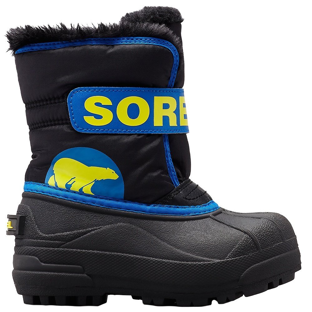 Sorel Childrens Commander Snow Boot (Toddler/Little Kid)