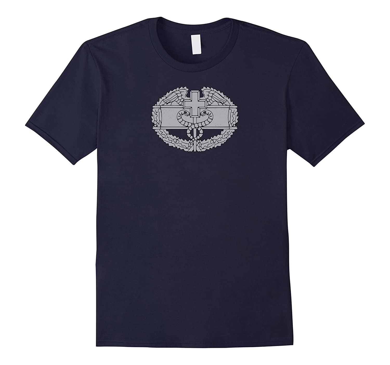 Army Combat Medic T-Shirt Veteran Tee