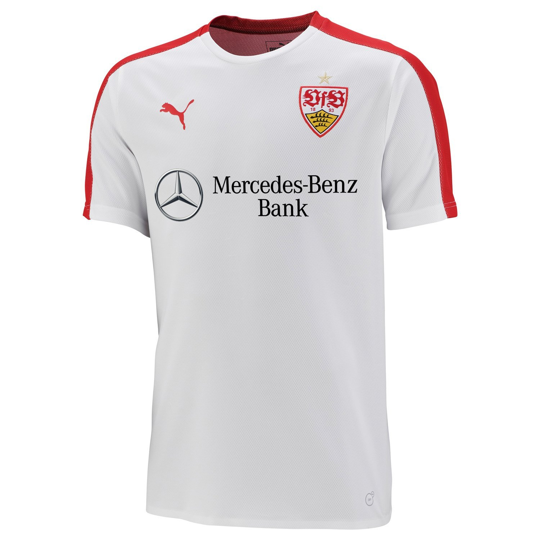Puma Herren VfB Stuttgart Stadium with Sponsor Jersey