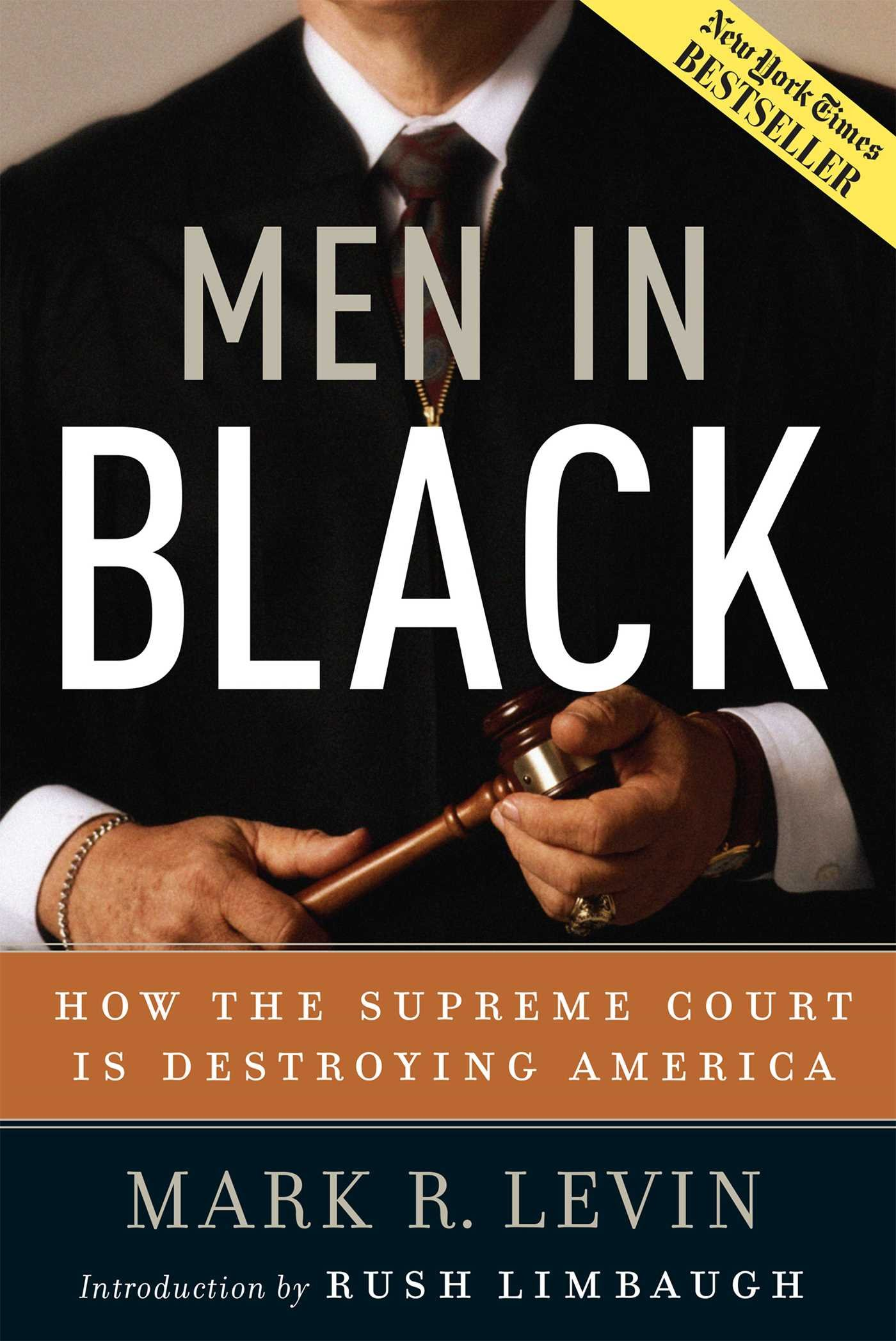 Download Men in Black: How the Supreme Court Is Destroying America ebook