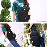 Chest Sling Shoulder Backpack Bag Crossbody Travel