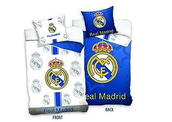 Real Madrid Bettwäsche Wendebettwäsche 135x200cm Rm181011 Amazonde