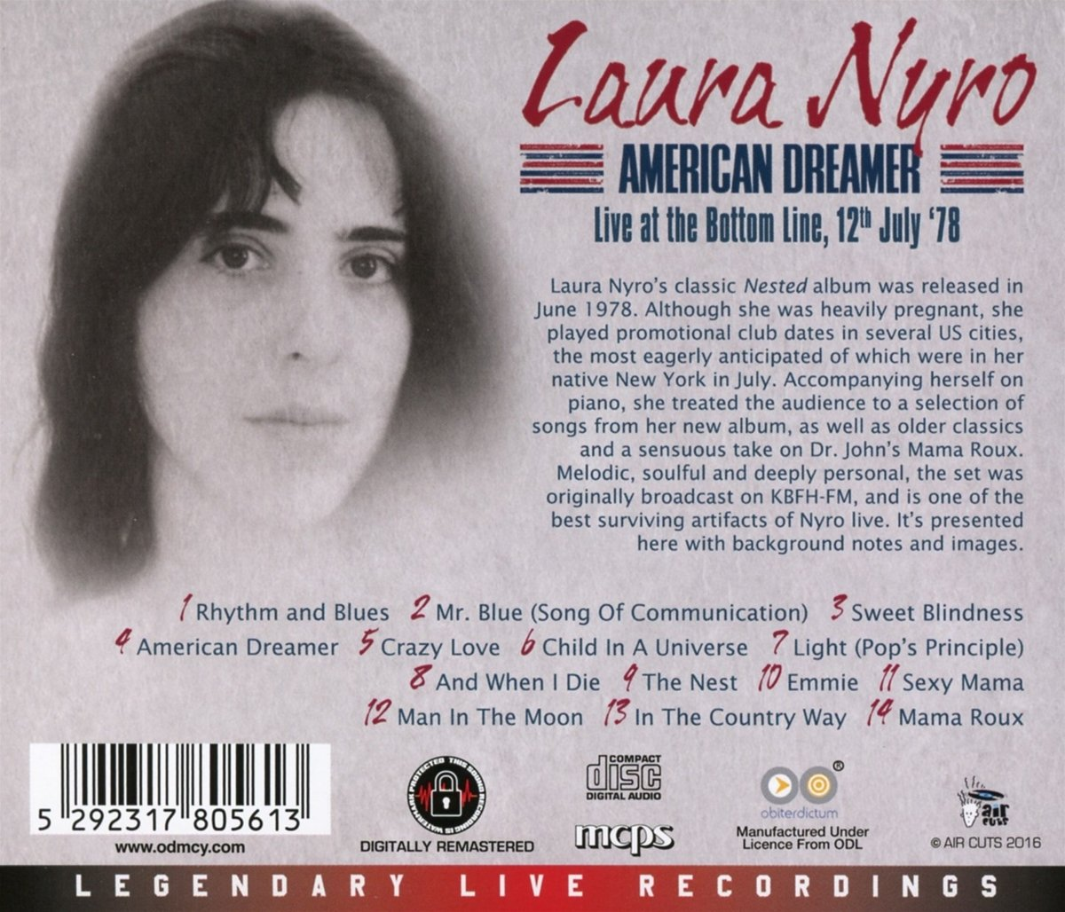 stoned soul picnic the best of laura nyro rar - Highpeak