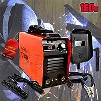 Máquina de Solda Inversora 180A MMA Bivolt TWI-180 Terra