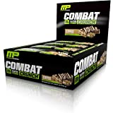 Musclepharm Combat Crunch High Protein Bars (12 Bars, S'mores)