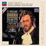 Mozart: Idomeneo (Pavarotti/ Gruberova/ VPO/Pritchard)