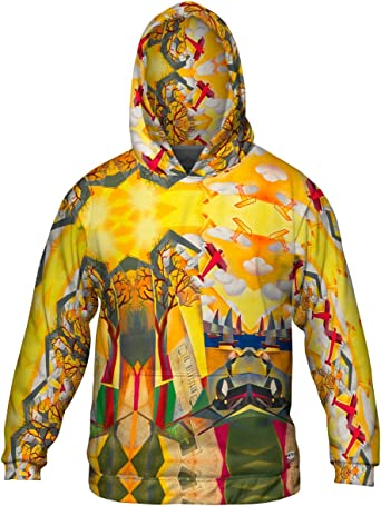 The Satanic Remo Allover Print Mens Hoodie 2711 Yizzam- Felicien Rops
