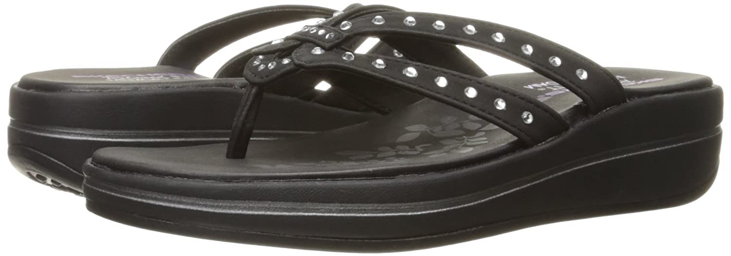 b2c527a37 Skechers Womens Upgrades Be-Jeweled Flip Flop  Amazon.ca  Shoes   Handbags