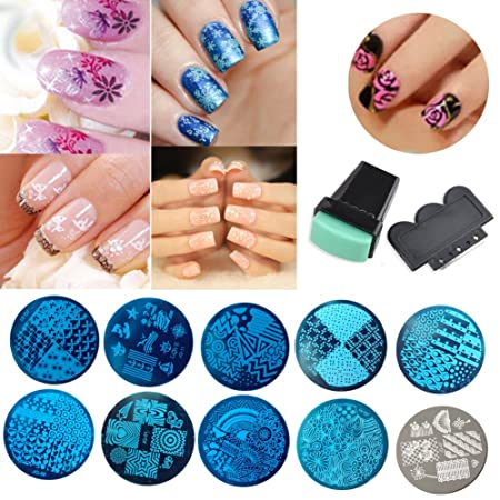 Nail Polish Design Kit Set Creative Touch