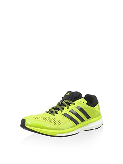 fe3cae90f1d adidas Supernova Boost Glide 7 Running Shoes - SS15-9 Yellow  Amazon ...