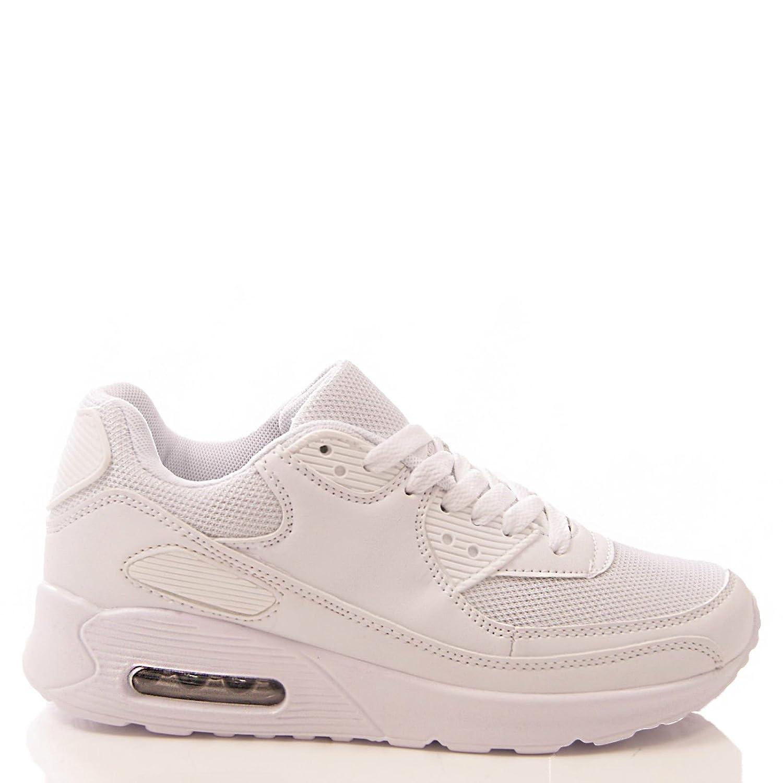 Generic - Zapatillas para mujer Blanco blanco RdhAZ