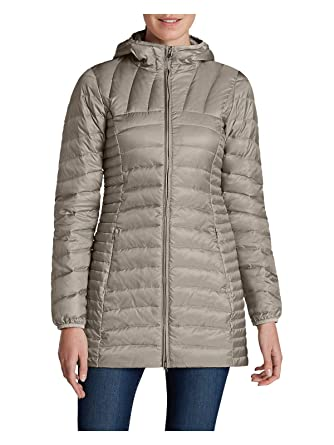 4ed7df1473d Amazon.com  Eddie Bauer Women s Astoria Hooded Down Parka  Clothing