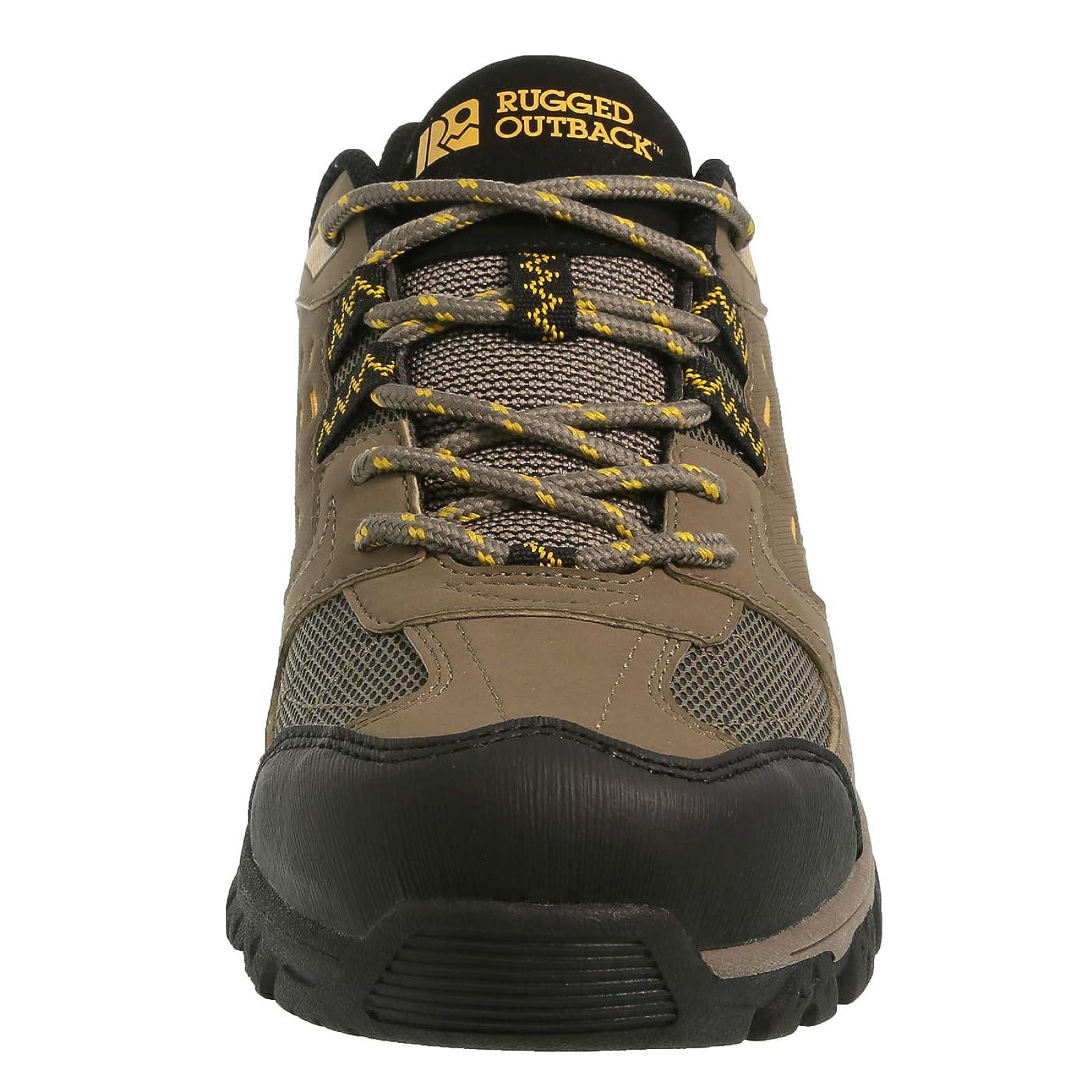 Rugged Outback Men's Dakota Hiker 9.5 B(M) US - 3