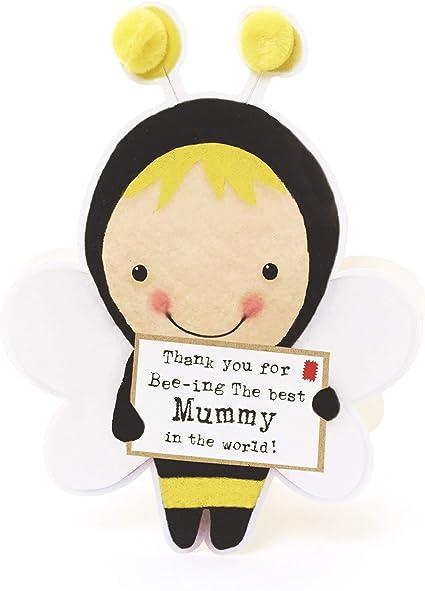 Carte D Anniversaire Pour Maman Jolie Carte D Anniversaire Pour Maman Carte D Anniversaire A Envoyer Aux Enfants Carte Mignonne Carte Cadeau Pour Maman Amazon Fr Fournitures De Bureau