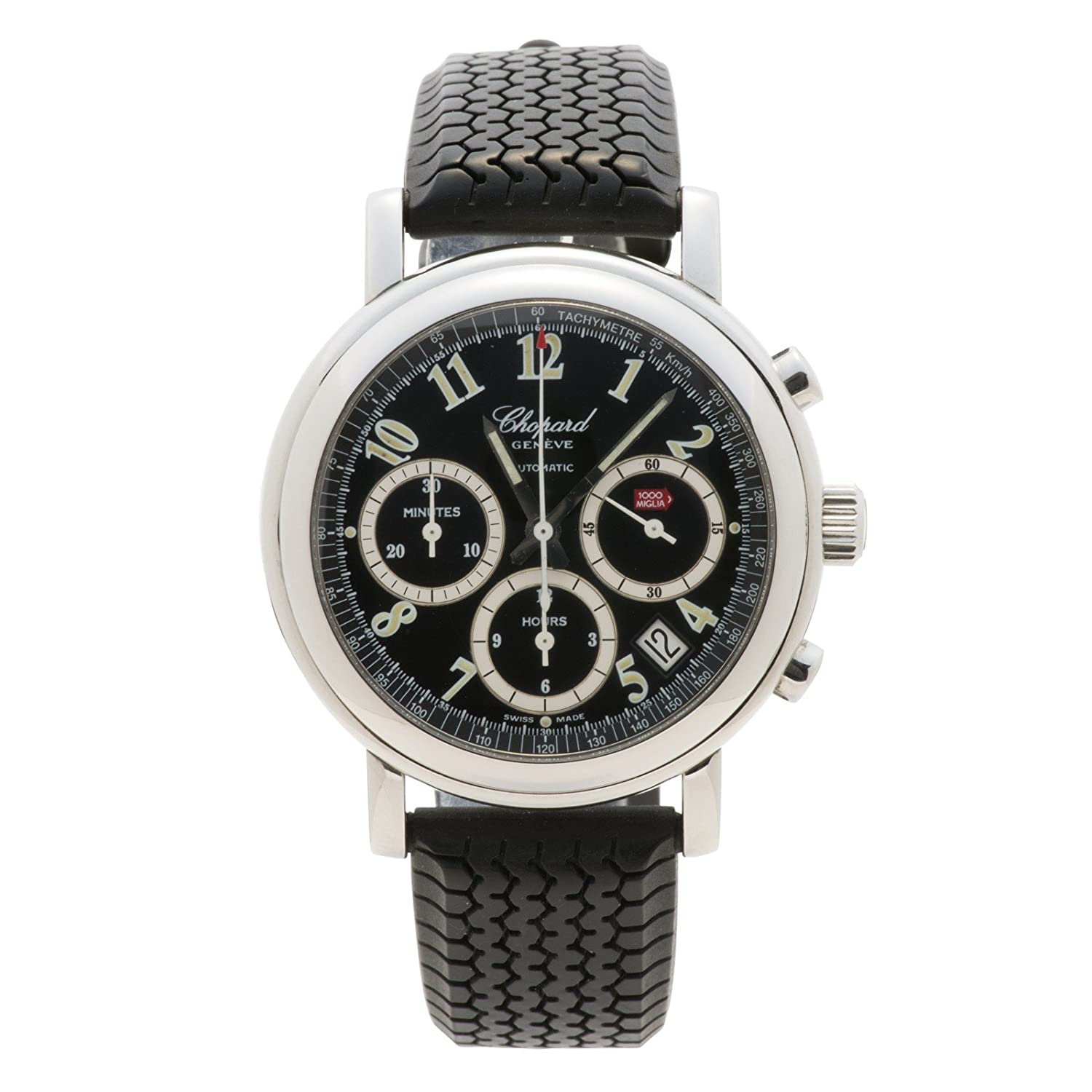 08e39dcf8 Chopard Mille Miglia automatic-self-wind mens Watch 8331 (Certified  Pre-owned): Chopard: Amazon.ca: Watches