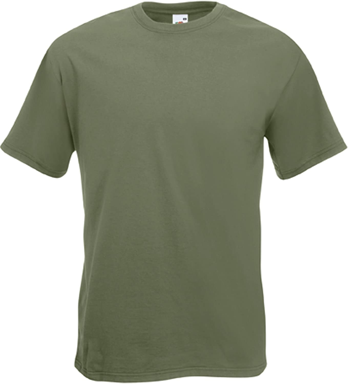 T Shirt Tee Shirt Fruit of the Loom Super Premium T-Shirt