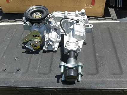 Amazon com : Hydro-Gear ZC-DUBB-3D8C-2WX Transaxle - EZT ZT