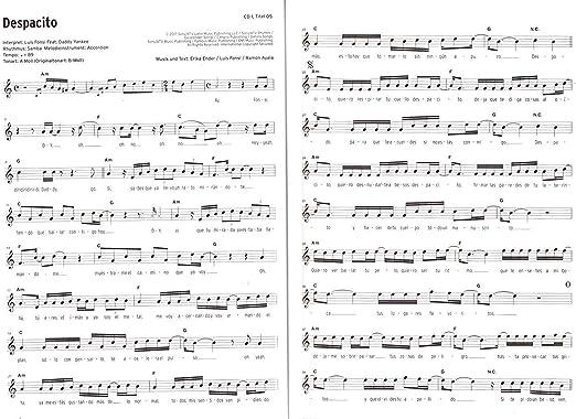 Top Charts Gold 13 - Libro de canciones para piano, teclado y ...