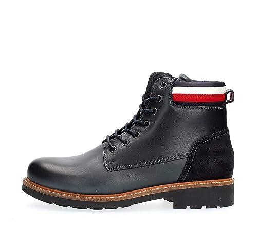 Tommy Hilfiger Herren Active Corporate Boot Klassische Stiefel