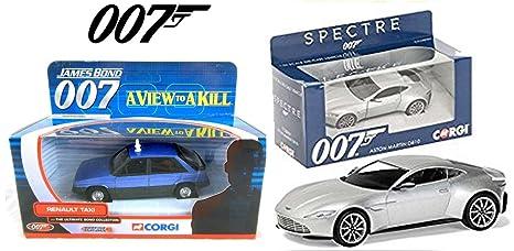 Amazon Com Spectre James Bond Car Set Aston Martin Db10 Corgi
