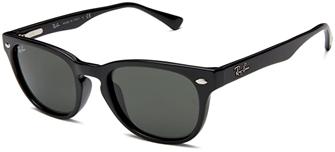 Amazon.com: Ray-Ban RB4140 Retro anteojos de sol, negro, 49 ...