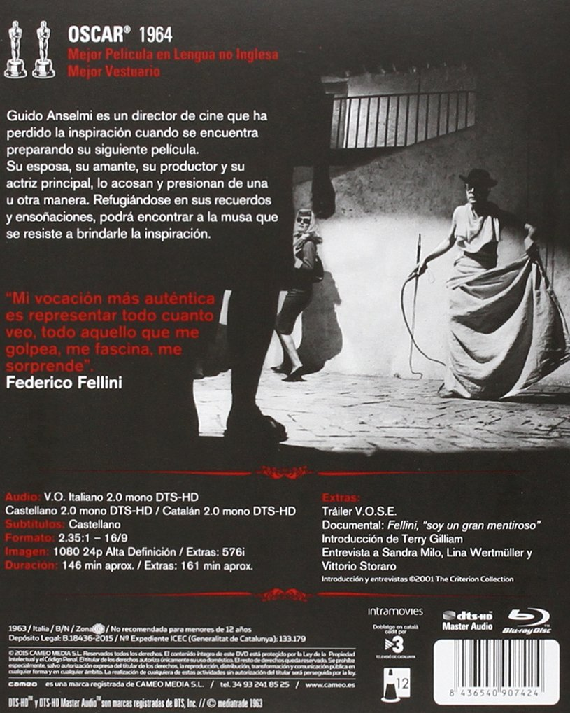Amazon.com  Fellini 8 1 2  Movies   TV 16dcc2883f7