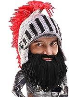 Beard Head - The Original Barbarian Knight Knit Beard Hat