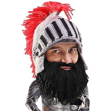 Amazon Beard Head The Original Barbarian Knight Knit Beard