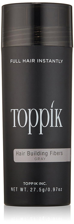 Toppik Fibras Capilares - Tamaño Grande (27.5g) - Color Gris: Amazon.es: Belleza