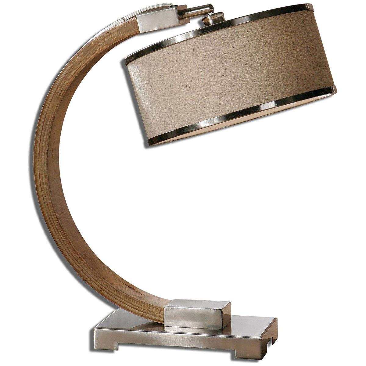 Wooden desk lamp - Wooden Desk Lamp 19