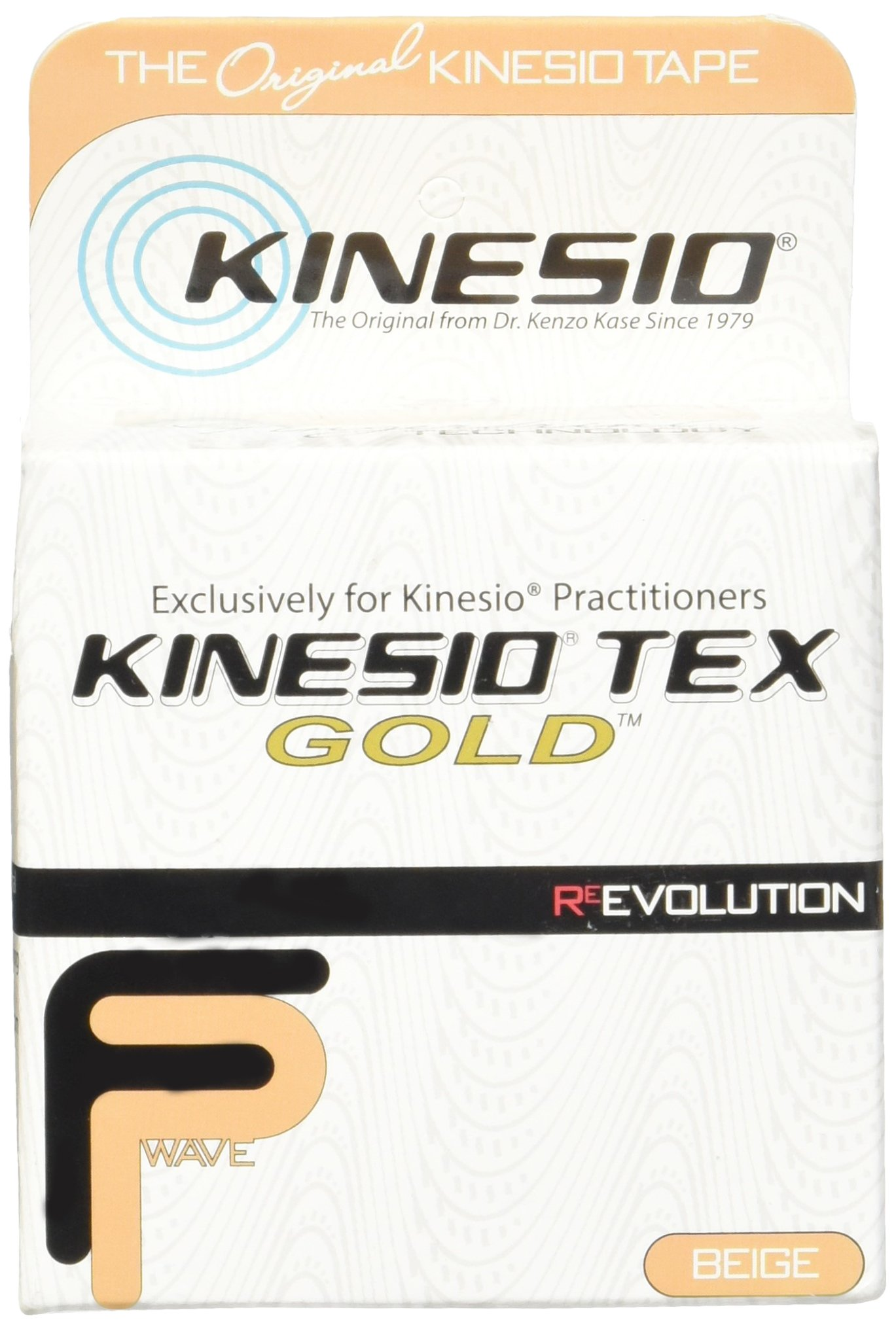 Kinesio Tex Gold FP 2'' x 16.4'' Beige Single Roll